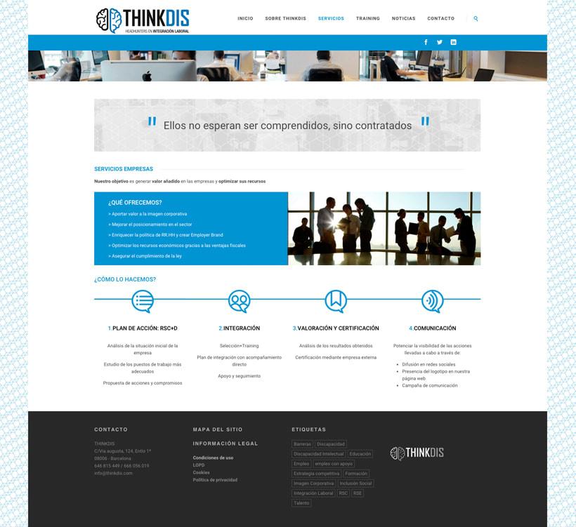Diseño Web / Maquetación 3