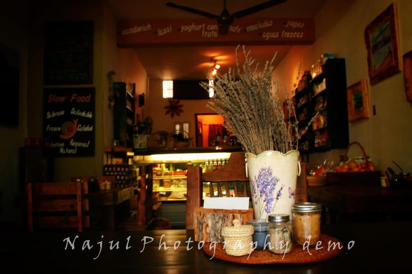 "Nomada Organics & Gourmet ""DEMO"" 2"