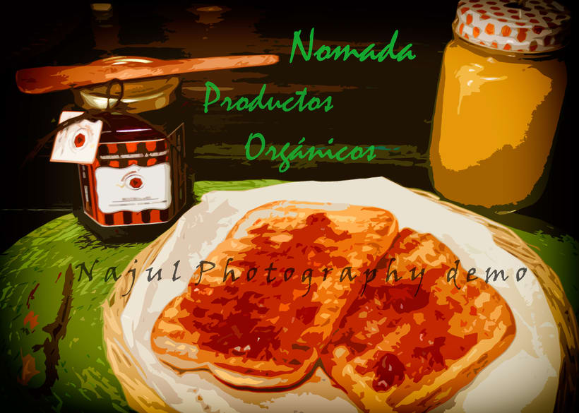 "Nomada Organics & Gourmet ""DEMO"" 3"