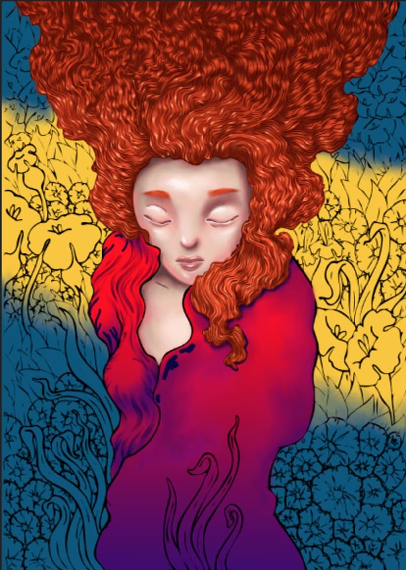 María La Roja.  3