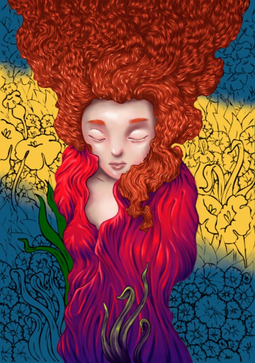 María La Roja.  4