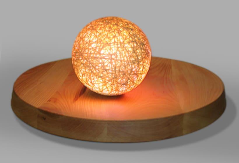 lampara interactiva Bolarola -1