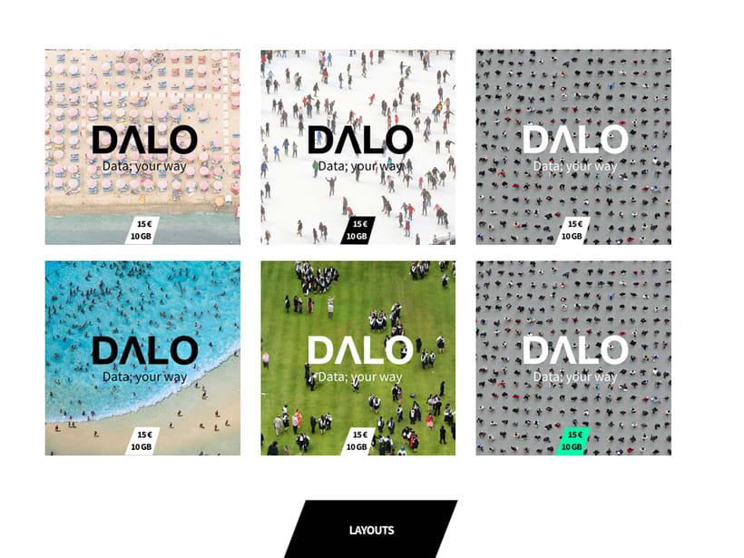 DALO: El nuevo OMV de Orange (Proyecto del curso de Branding de Saffron) 4