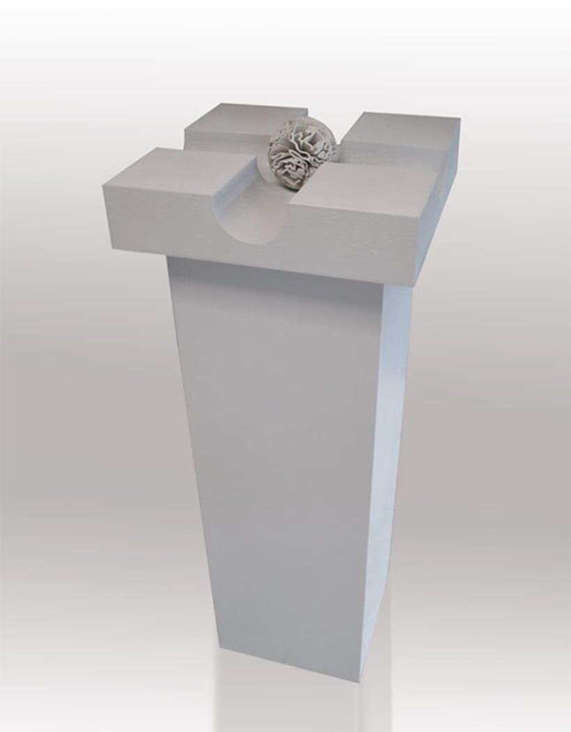 escultura Minitura 1