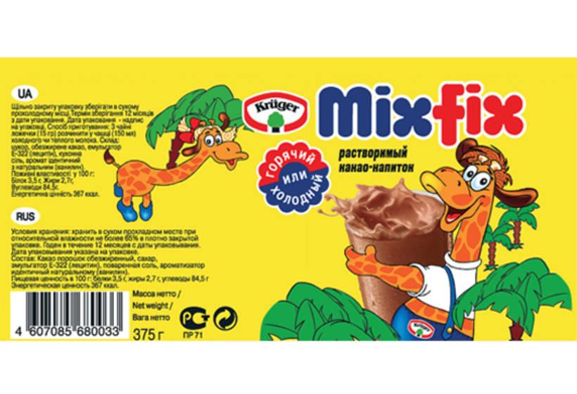 envase MixFix 0
