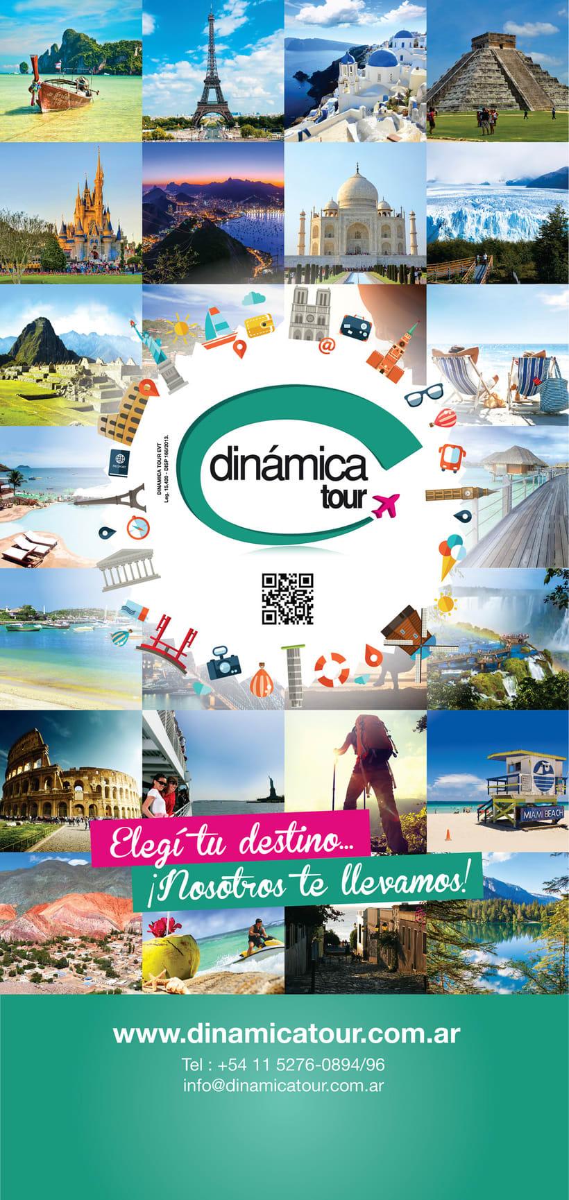Banner de lona para Dinámica Tour -1