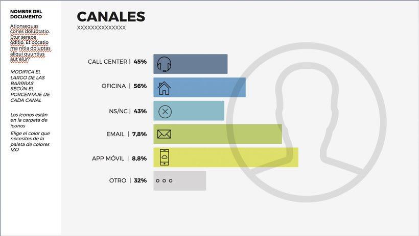 Diseño presentación PPT, infografía, paleta de colores búsqueda imágenes e iconos 6