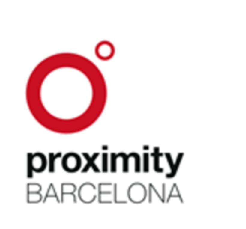 Director/a de Arte prácticas en Proximity Barcelona 1