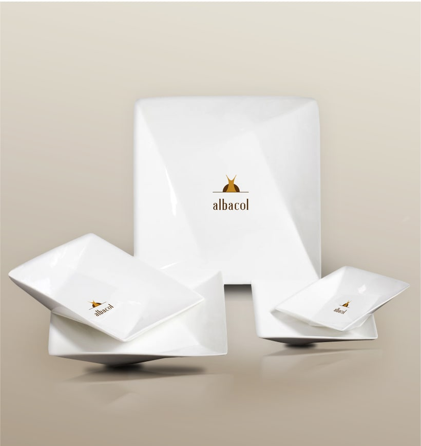 Branding & Corporate Design: albacol 2