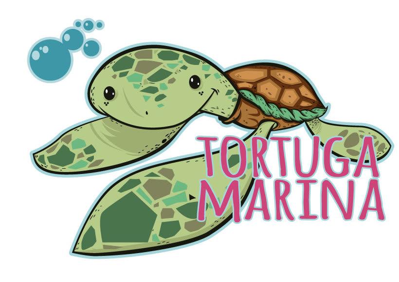 Tortuga&Tucán (Logos para tienda on line y física) 5