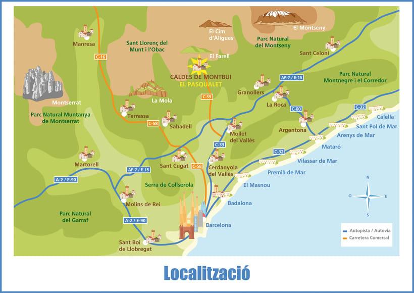 Mapas camping 1