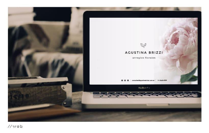 Branding / Agustina Brizzi 3