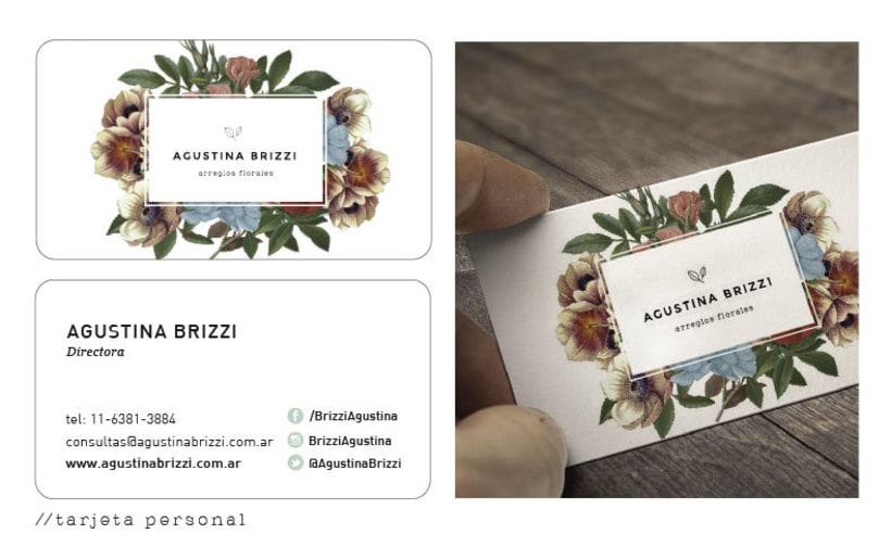 Branding / Agustina Brizzi 1