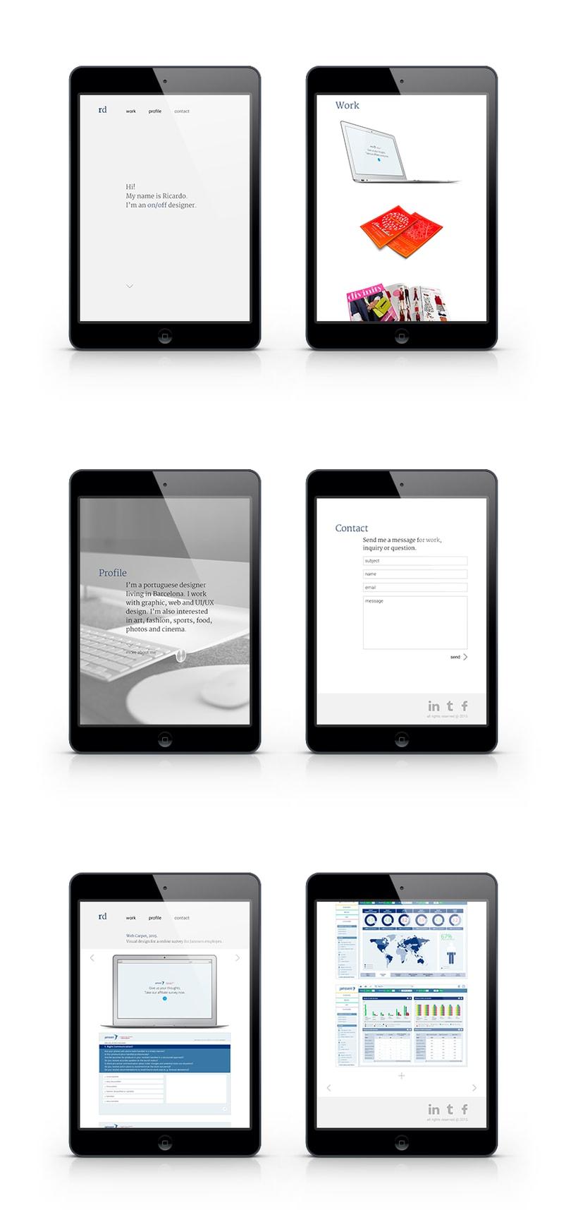 Mi Proyecto del curso: Diseño web: Be Responsive! 3