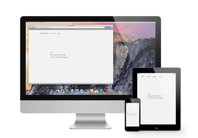 Mi Proyecto del curso: Diseño web: Be Responsive! 0