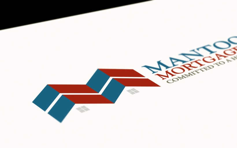 Logo Design for Mantooth Mortgage Team -1