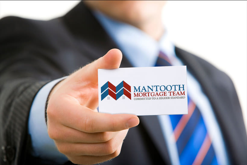 Logo Design for Mantooth Mortgage Team 0