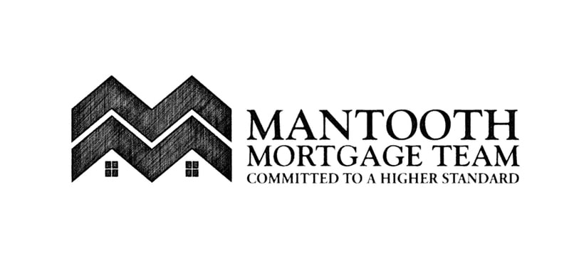 Logo Design for Mantooth Mortgage Team 1