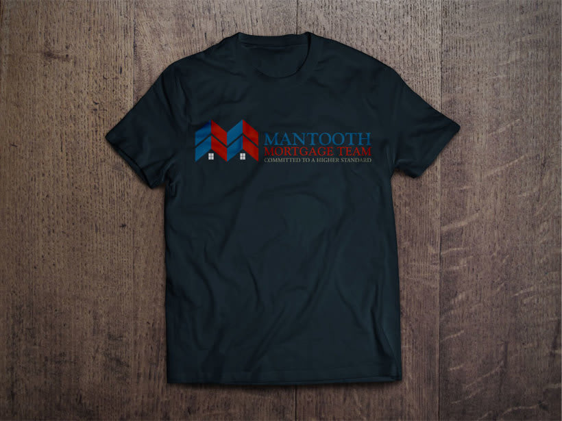 Logo Design for Mantooth Mortgage Team 3