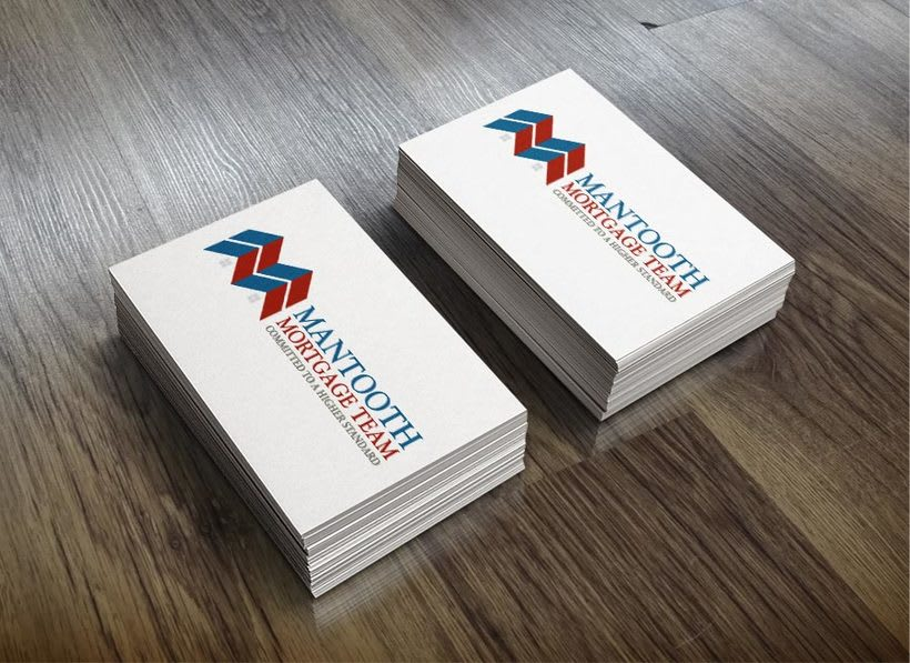 Logo Design for Mantooth Mortgage Team 4