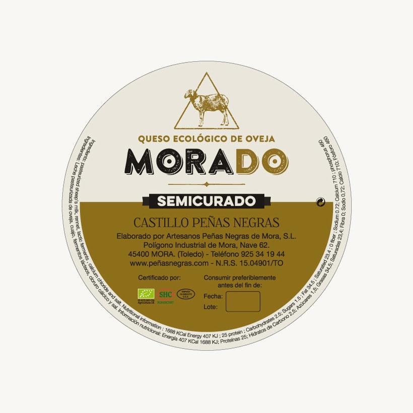 """BRANDRING """"MORA-DO"""" 3"""