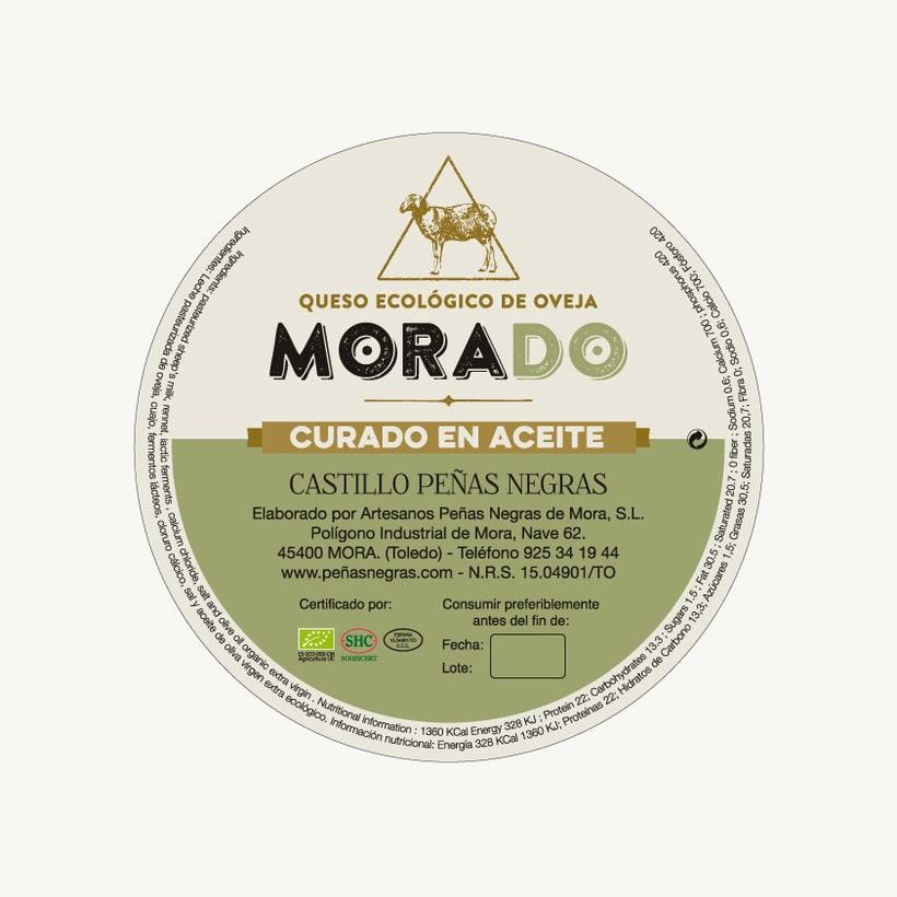 """BRANDRING """"MORA-DO"""" 4"""
