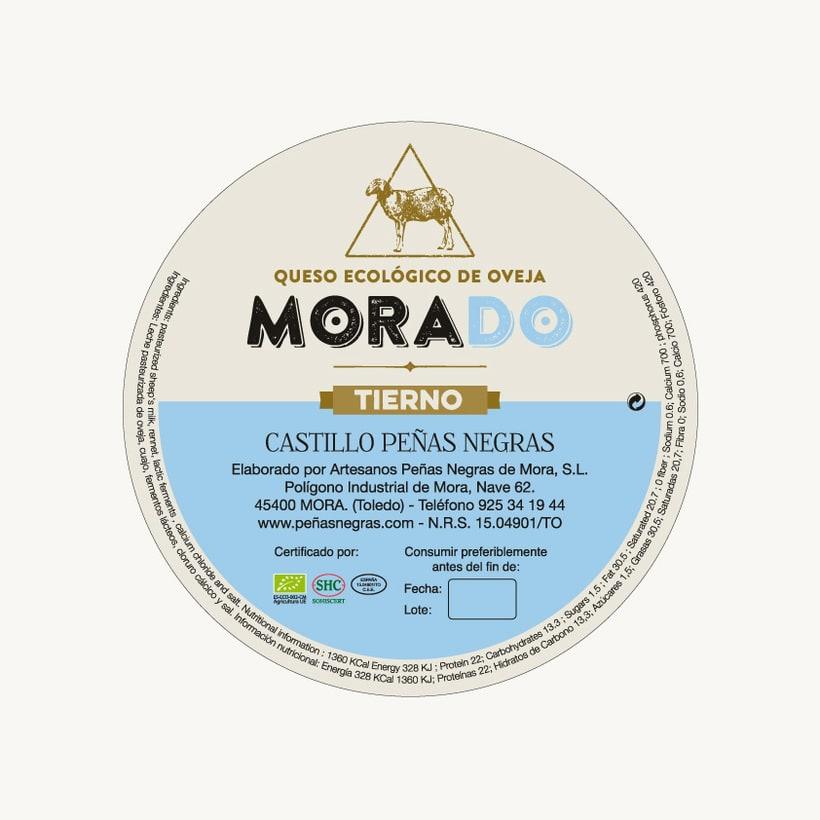 """BRANDRING """"MORA-DO"""" 5"""