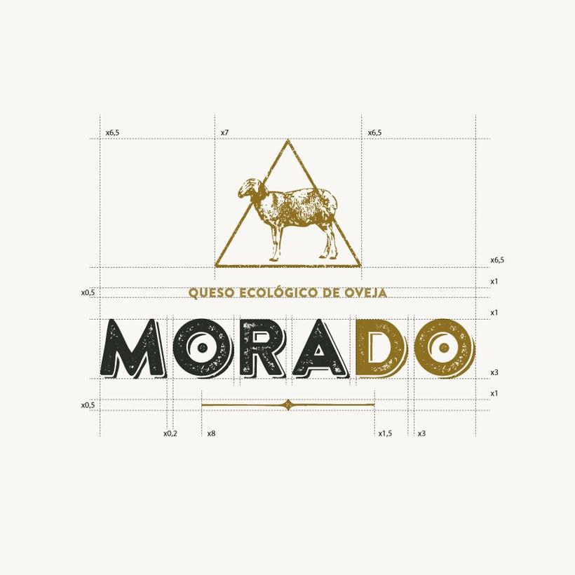 """BRANDRING """"MORA-DO"""" 1"""
