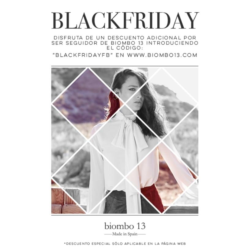 BLACK FRIDAY - BIOMBO13 2