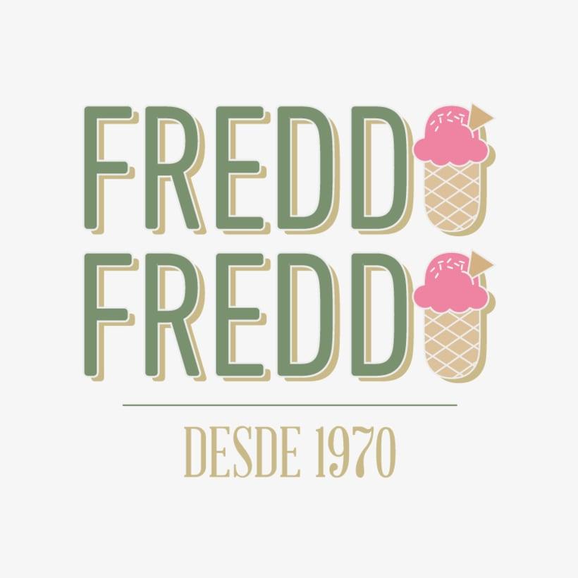 "PROPUESTA BRANDING ""FREDDO FREDDO"" 0"