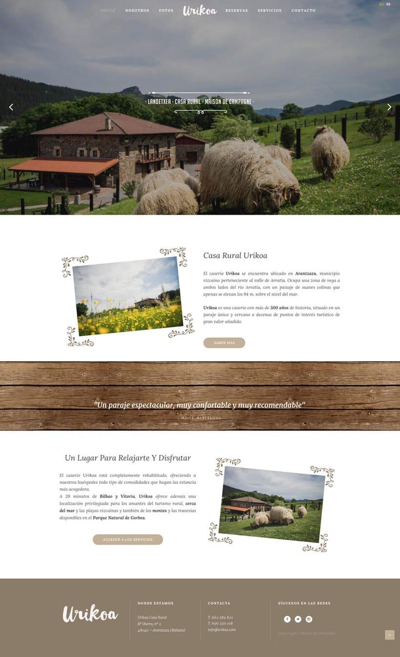 Urikoa | Casa Rural 2