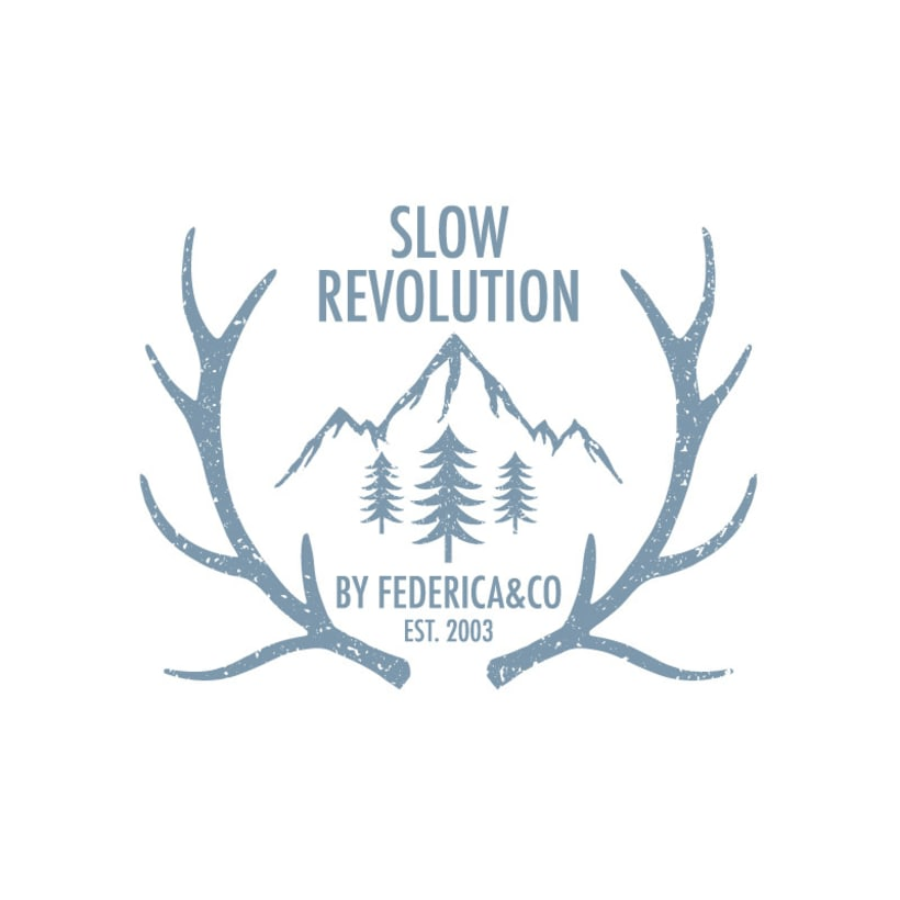 "Branding ""Slow revolution"" by Federica & co 0"