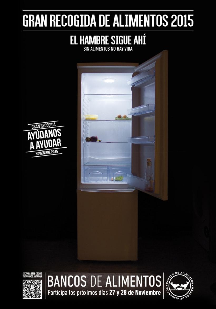 """""""Gran Recogida 2015"""" Banco de Alimentos 0"""