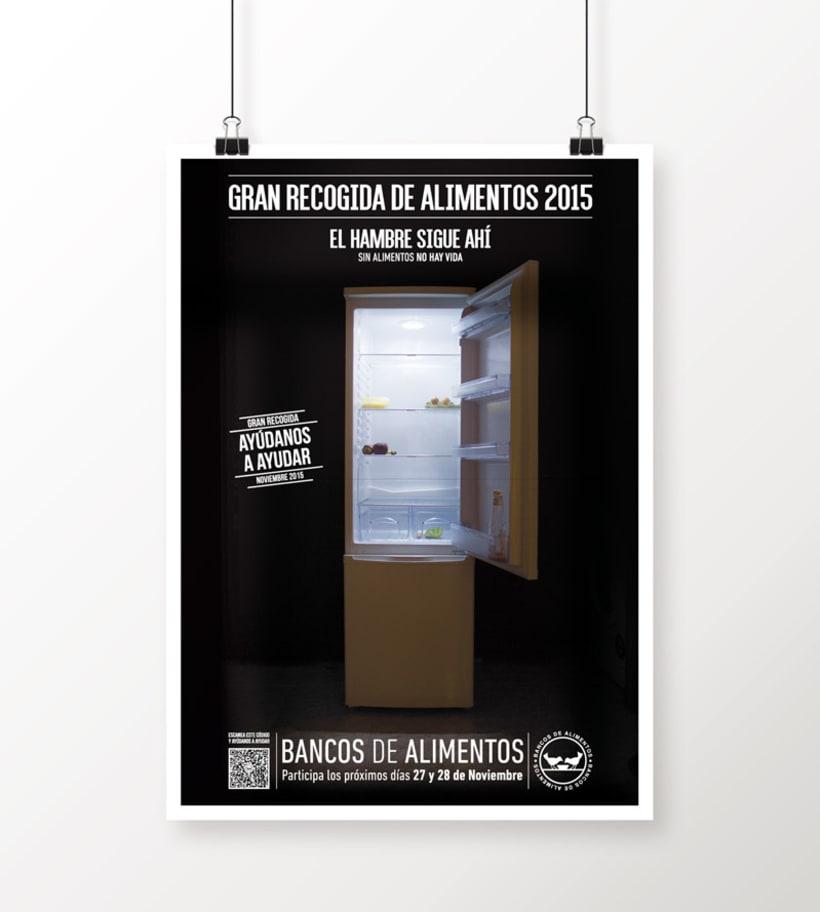 """""""Gran Recogida 2015"""" Banco de Alimentos 1"""