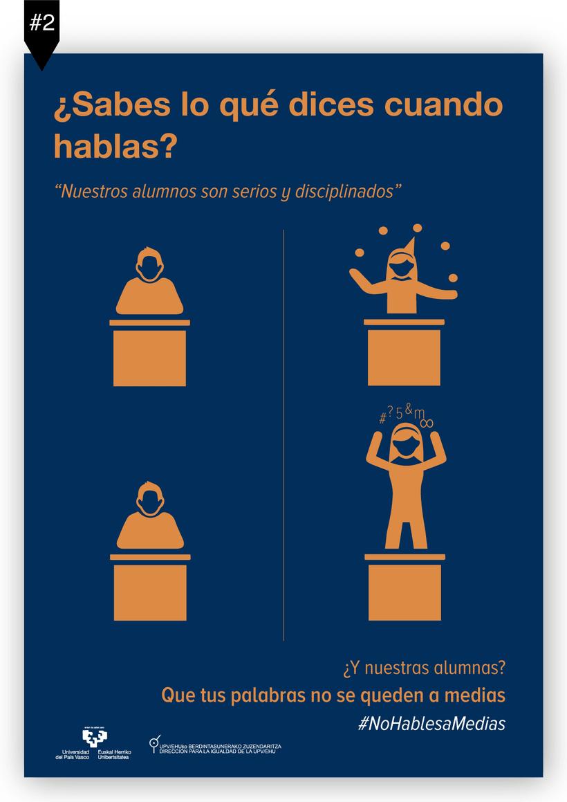 Campaña por un lenguaje no sexista en las aulas 0