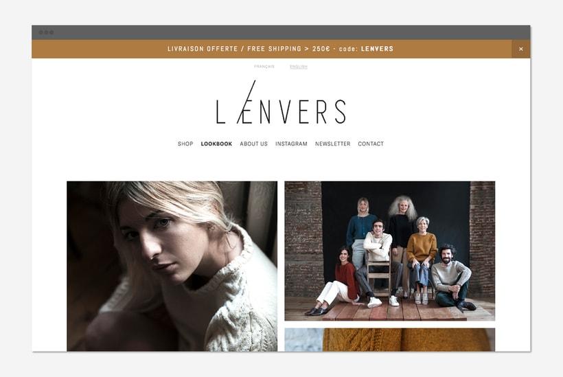 L'ENVERS 0