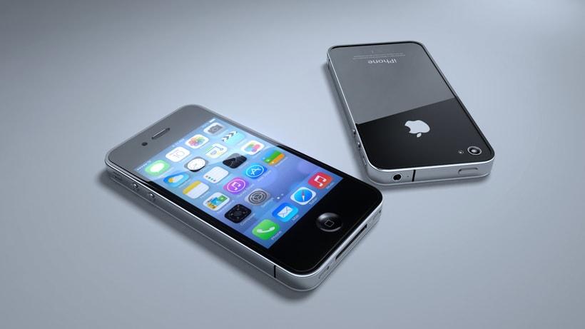 Iphone 4 -1