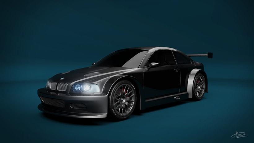 BMW GTR 3 -1