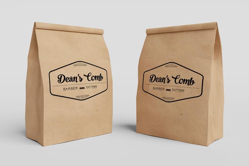 Dean's Comb 4