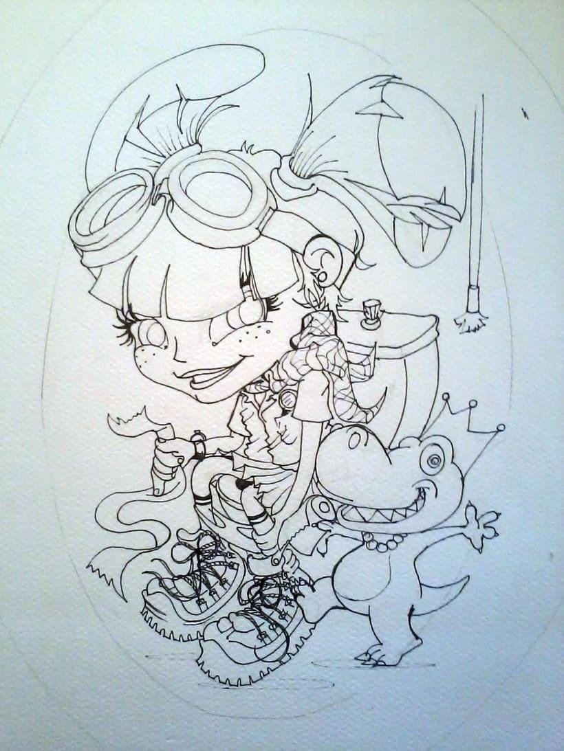 Dibujos infantiles 0