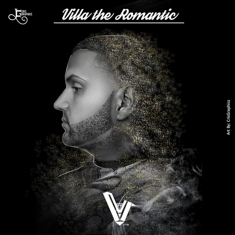 crisgraphics cover Villa the Romantic -1