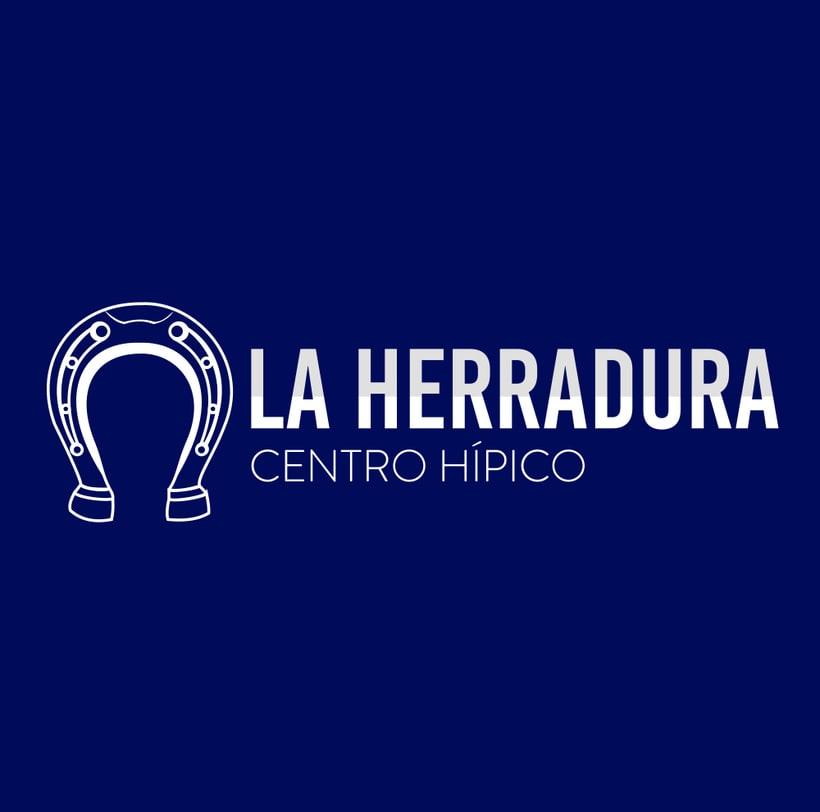 Logotipo Centro Hípico La Herradura 0