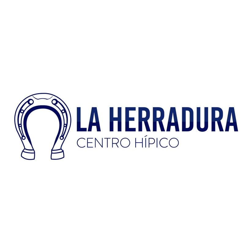 Logotipo Centro Hípico La Herradura 1