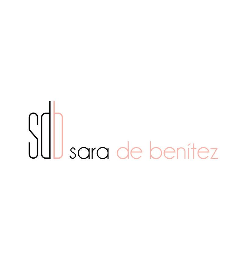 Logotipo Sara de Benítez 2