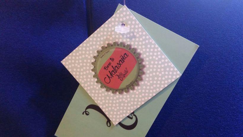 Ilustración decorativa para escaparate y diseño de etiquetas de ropa, para Lady Cacahuete 4