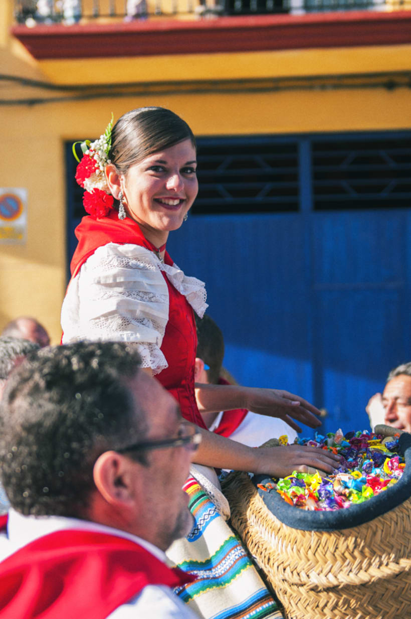 Enguera, San Isidro labrador y San Antonio abad 2016 -1