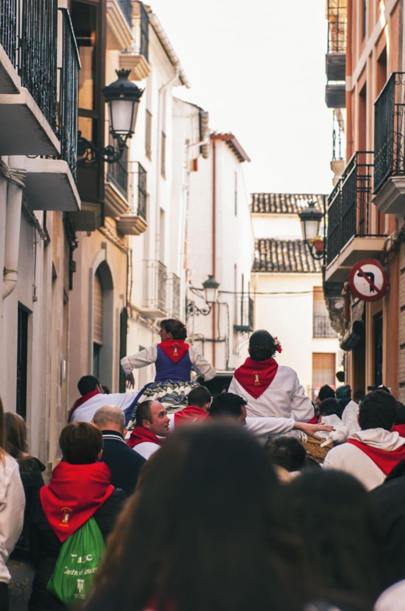 Enguera, San Isidro labrador y San Antonio abad 2016 1