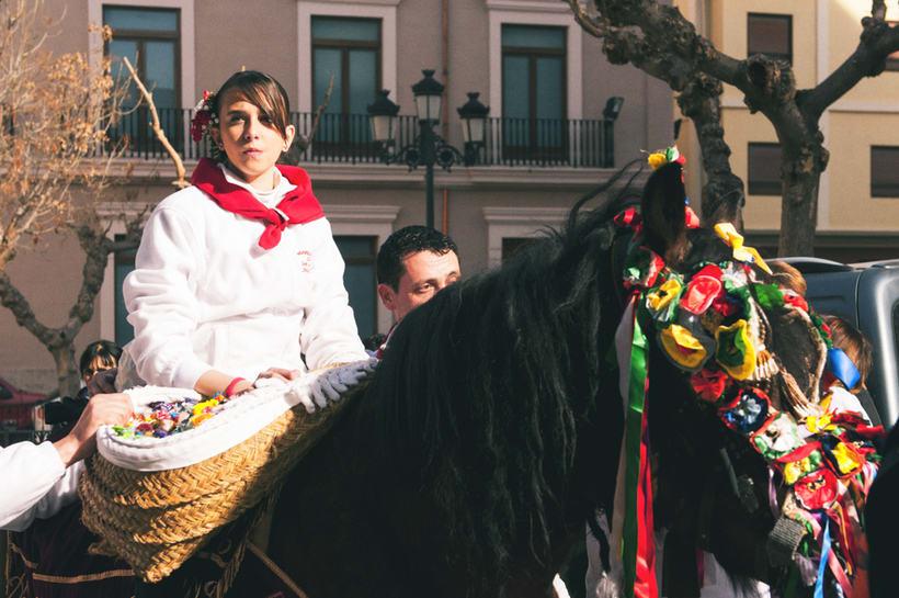 Enguera, San Isidro labrador y San Antonio abad 2016 2
