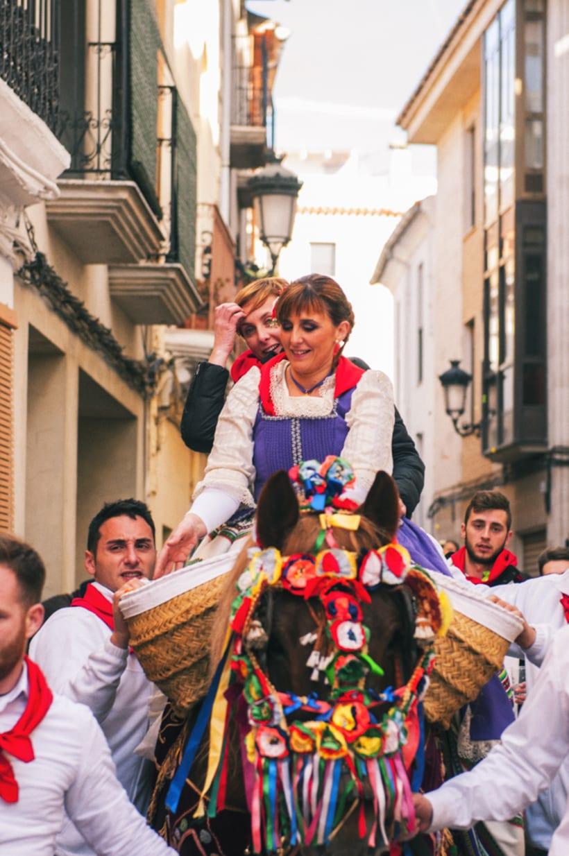 Enguera, San Isidro labrador y San Antonio abad 2016 3