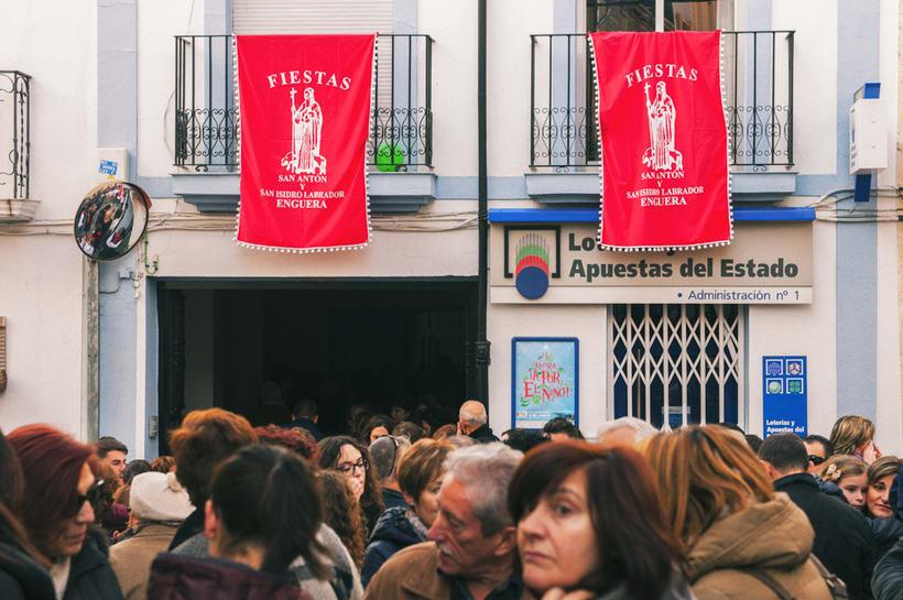 Enguera, San Isidro labrador y San Antonio abad 2016 4